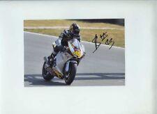 Scott Redding Suter Moto GP French GP 2010 Signed 4