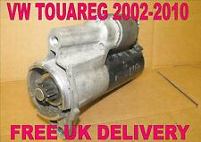VW TOUAREG 3.2, 3.6 V6 2002 2003 2004 2005 2006-2010 FULLY WORKING STARTER MOTOR