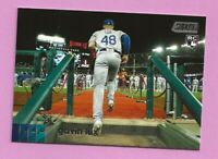 2020 Topps Stadium Club Gavin Lux RC #298 Los Angeles Dodgers