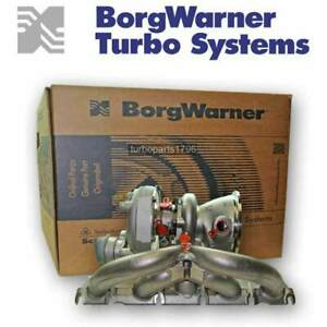 OEM BORG WARNER Turbocharger 2009-12 Audi TT RS B03G Turbo 18559880000
