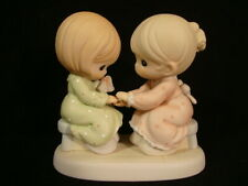 Precious Moments-You Are Always There For Me-Sister-Friend-With Box