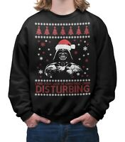 Darth Vader Star Wars Christmas Jumper Xmas Novelty Sweater Unisex Adults & Kids