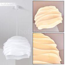 Lampe à suspension Lustre blanc Plafonnier moderne Lampe pendante Lampe de salon