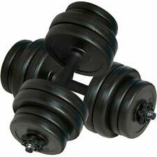 Manubri 30kg per allenamento di resistenza e pesi