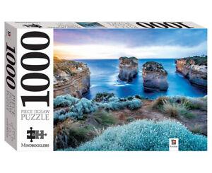1000 Piece Mindbogglers Hinkler Jigsaw Puzzle Island Archway, Australia