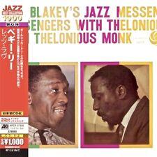 Art Blakey's Jazz Messengers With Thelonious Monk ( CD - Album - Remastered )