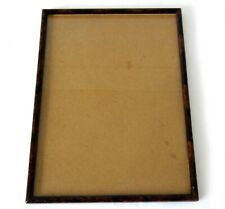 "Vintage Art Deco Photograph Frame 30s - 50s Picture Photo Frame 8"" x 11"""