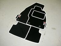 Corsa D VXR / OPC Car Mats (2006-2014) + VXR Logos (x2) - Colour Choice!