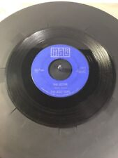 The Box Tops The Letter & Happy Times 45 On Mala Records