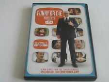 DVD FUNNY OR DIE***THE COMPLETE FIRST SEASON***