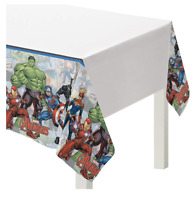 Marvel Avengers Plastic Table Cover Boys Birthday Party Supplies Decoration Hulk