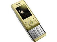 Sony Ericsson S500i spring yellow [OHNE SIMLOCK] SEHR GUT