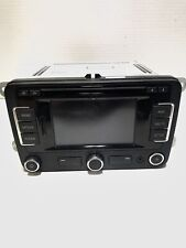 2013-2018 Volkswagen CC Single Disc CD Navigation Player Radio OEM