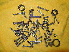 1993 Kawasaki KX250 Hardware parts lot case bolts etc. 93 KX 250