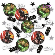 STAR WARS SCATTERS PARTY SPRINKLES CONFETTIE TABLE DECORATION YODA DARTH VADER