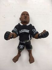 UFC ROUND 5 QUINTON RAMPAGE JACKSON COLLECTOR SERIES 4 FIGURE LIMITED EDITION