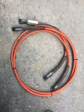 Used Linemans 8 Ft. Hydraulic Hoses For Tools