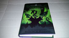 Kingdom Keepers The Return:  Disney Lands by Ridley Pearson (2015) SIGNED FIRST