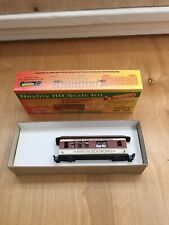 Ho Scale Roundhouse 34' Overton Business Car Denver & Rio Grande Western