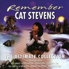 Cat Stevens - Ultimate Collection: Remember Cat Stevens [New CD] Germany - Impor