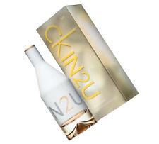 CALVIN KLEIN CK IN2U HER WOMAN EAU DE TOILETTE EDT SPRAY 100 ml