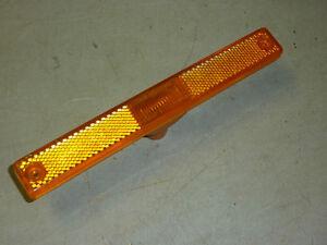 STERLING 827 amber FRONT PASSENGER SIDE MARKER LIGHT LENS 1991