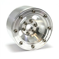 1 4 Style No GEA1239 Black Delrin Gear Head RC GMADE 2.2 Beadlock Ring