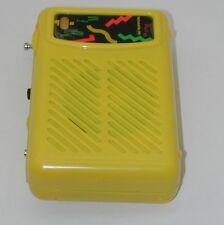 Nippon Yellow Working Radio Very Rare