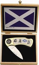 Scottish Heroes Collector Pocket Knife