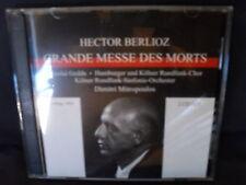 Berlioz - Requiem -Gedda / Kölner RSO / Mitropoulos -2CDs