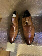 Mens Shoes New Tan Colour Size UK 11