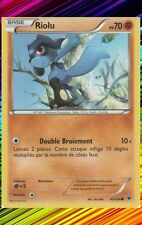 Riolu - XY10 : Impact des Destins - 45/124 - Carte Pokemon Neuve Française