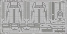 1:72 Eduard #72627 Halifax B Mk. III exterior for REVELL kit