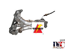 Exhaust Manifold with Integrated Catalytic Converter Front Benchmark BEN3287A