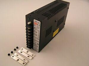 Switching Power Supply MWP-608 / Triple Output (104W +5V / +12V / +24V)
