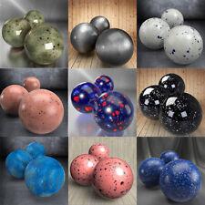 #UK *** LOT *** Liquid Effect Pottery Glazes Ready for Use Brush-On Ceramics