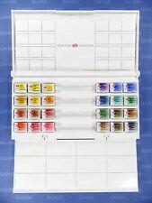 24 SAINT-PETERSBURG PROFESSIONAL WATERCOLOURS Paint Set Palette White Nights