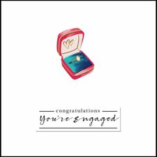 Engagement Card - Ring - Modern - The Curious Inksmith Luxury NEW