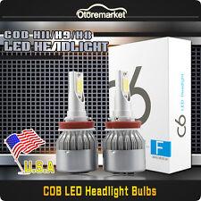 72W H11 LED Headlight Fog Bulb for Toyota Camry 4Runner Highlander Tundra RAV4