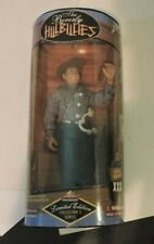 Rare HTF Beverly Hillbillies limited edition collectors series doll Jethro NRFB