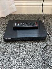 Samsung Bd-Hm51 Blu-ray & Dvd Disc & Cd Player Black with remote
