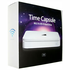 Apple: Time Capsule 802.11n Wi-Fi 3.0 TB External (MD033LL/A) NAS