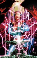 EXCALIBUR #13 (JAY ANACLETO EXCLUSIVE VIRGIN VARIANT) COMIC BOOK ~ Marvel