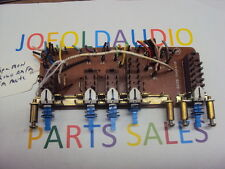 Rotel RX-500 Original Switch. Tape Mon,Phono,Am,Fm, & FM Mute. Tested.