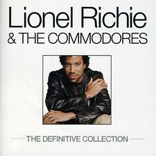 Definitive Collection - Lionel & The Commodores Richie (2006, CD NEU)