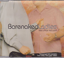 Barenaked Ladies-Too Little Too Late cd maxi single