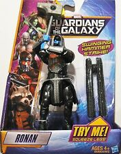 RONAN SWINGING HAMMER STRIKE (VHTF) GUARDIANS OF THE GALAXY MARVEL ACTION FIGURE