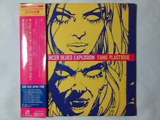 JON SPENCER BLUES EXPLOSION Fang plastique cd ep JAPAN UNIQUE ELLIOTT SMITH