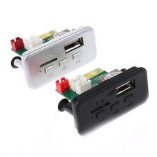 Bluetooth 50 Car Radio Mp3 Player 5v Mp3 Wma Decoder Board Audio Module For Fj