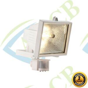 Eco Halogen PIR Floodlight 500w S5890 Powermaster Genuine Top Quality Product